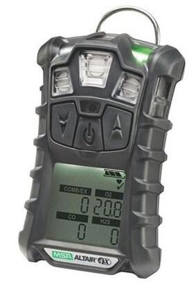 detektor wielogazowy msa altair 4x